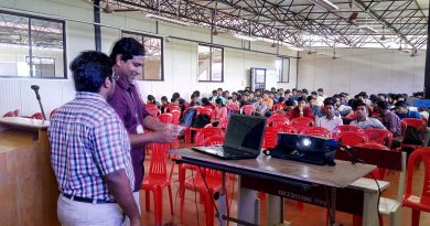 pillu arun sir ktu orientation