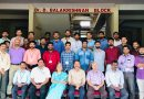 ME and PE Depts jointly organise workshop on Dynamics of Machinery