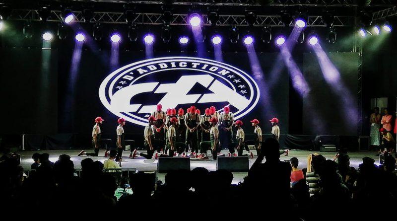 d' Addiction Dance Club of Vidya gets 2nd prize in the prestigious Ragam tech-fest of NIT Calicut