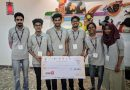 A team of CSE students wins first prize in AICTE Smart India Hackathon 2019