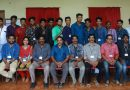 EEE Dept completes PMKVYcourse to train Electrician Domestic Solutions