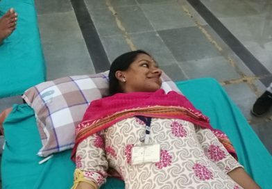 NSS units celebrate Women's Day by organising Blood Donation Camp