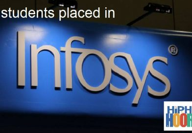 A proud moment for Vidya: Infosys offers placements for 20 students