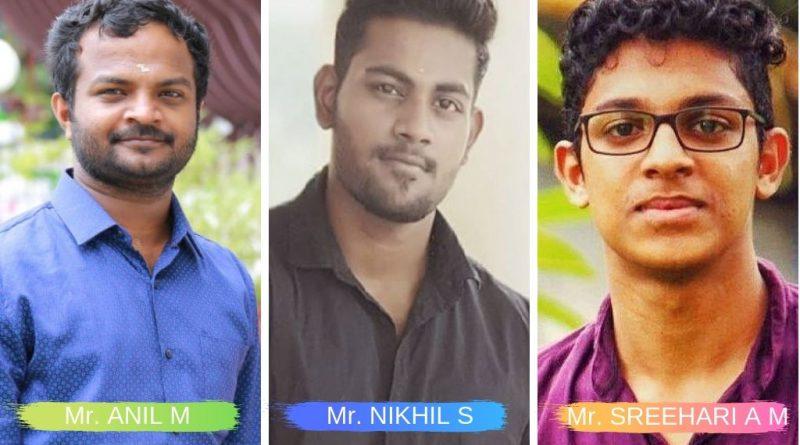 Vidya's NSS Units bag four Directorate Level Awards