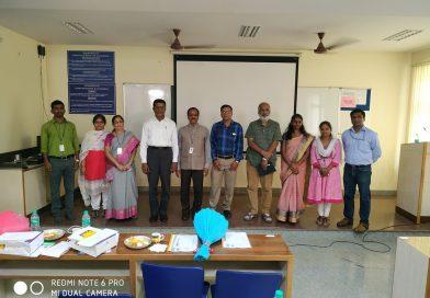 First PhD scholar of Dr Swapna Kumar completes her viva