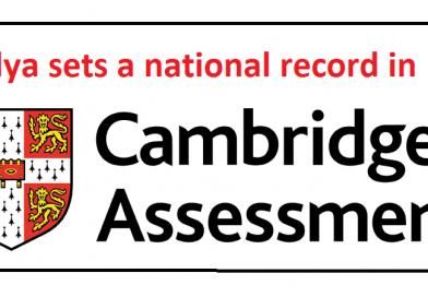 Vidya students' thumping performance in Cambridge English assessment