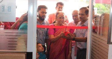 Vidya's B Tech (CE) alumnus starts a construction company