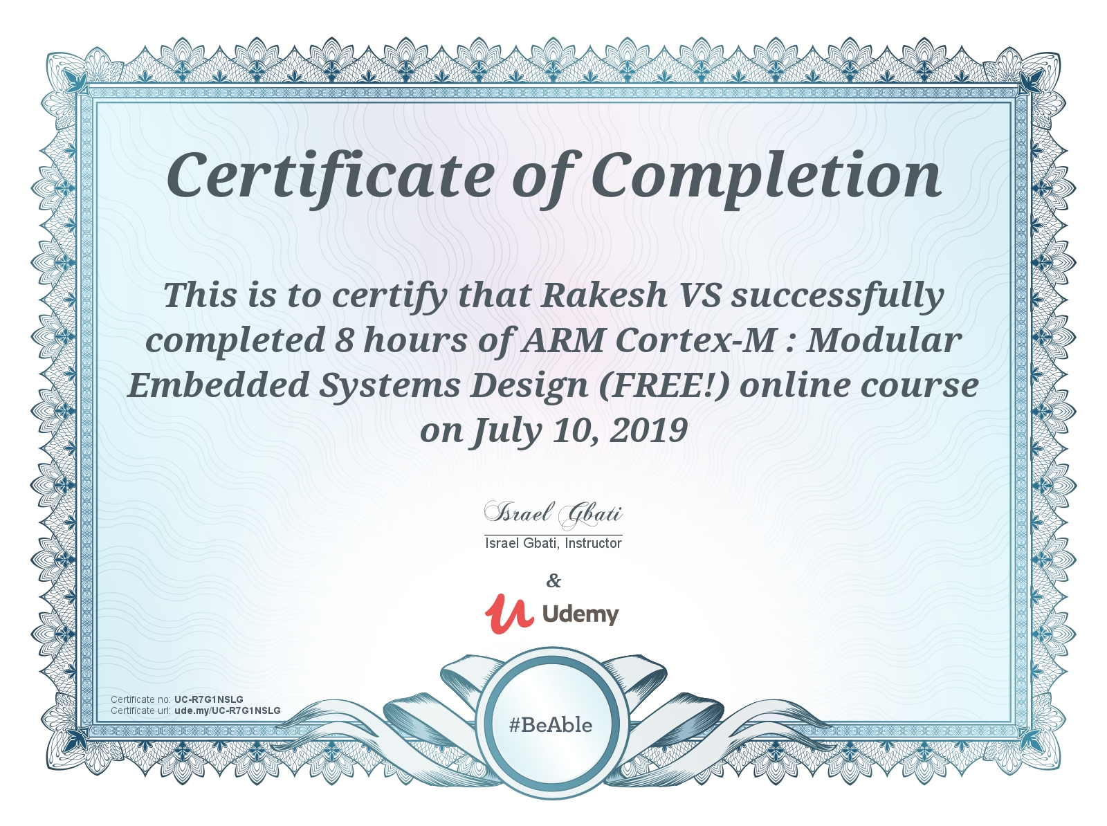 ECE faculty completes online course on ARM Cortex-M   News