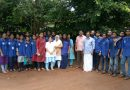 NSS volunteers' Swatch Bharath Mission activity at Choondal PHC