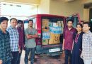 Kerala floods 2019: NSS units make Vidya a centre for collection of relief materials