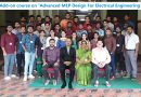 EEE Dept completes add-on course on Advanced MEP Design for Electrical Engineering