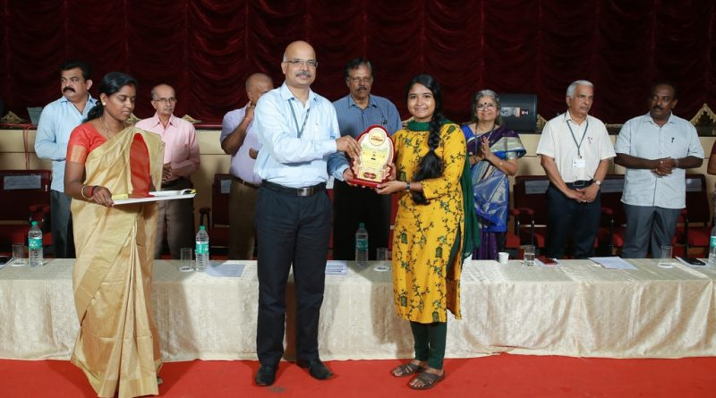 Class toppers, B Tech (Hons.) awarded students and scholarship recipients honoured in PTA's annual General Body Meeting