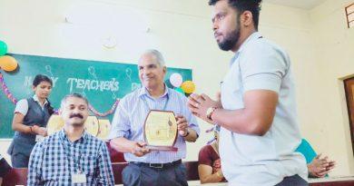 ViCA celebrates Teachers' Day