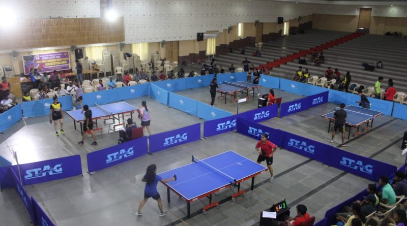 Vidya hosts APJAKTU E Zone and Inter-Zone Table Tennis Championships