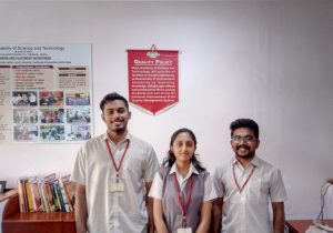 Quest Global CRD 2020 placed students from CSE