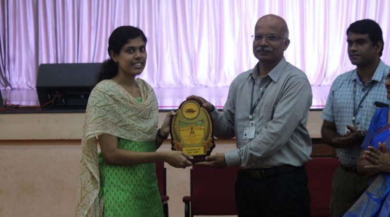 EEE Dept honours outstanding students