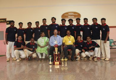Vidya's Cricket Team emerges champions of E Zone of APJAKTU