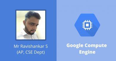Meet a voracious learner of the CSE Dept . . .