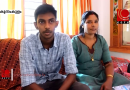 Vidya student pays artistic tribute to Kerala Health Minister