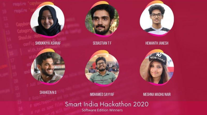 Vidya students accomplish hat-trick win in Smart India Hackathon: Celebrate Vidya!
