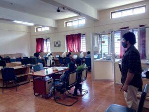 Recruitment drive by CFMS, Thiruvananthapuram