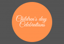 Children's day celebrations by NSS units