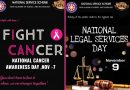 NSS units observe National Legal Services Day and National Cancer Awareness Day