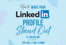 IEDC conducts a session on LinkedIn