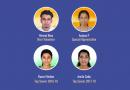 Volunteers of Vidya's NSS Units bag four awards
