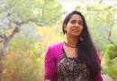 A lyricist in Vidya campus!