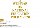 Vidya Social Empowerment Center organises webinar on National Education Policy 2020