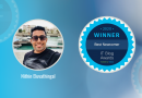 EEE alumnus wins Cisco IT Blog Award 2020