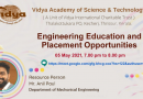VIBE 2021: Webinar on engineering education and placement opportunities