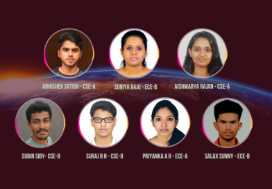Seven Vidya students placed with QuEST Global