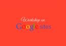 Online workshop on Google Sites