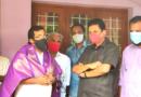 MLA  honours Vidya's ME Dept faculty member