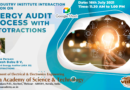 Ottotractions gives training on energy audit to BPCL internees from EEE Dept