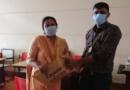 CSE Dept bids farewell to Mr Ravishankar S